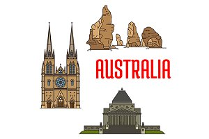 Australian buildings and landmarks