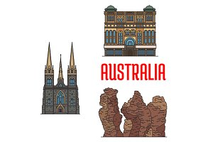 Sightseeings of Australia