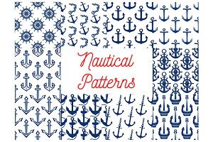 Nautical patterns set