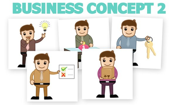 30 business cartoons concepts business concepts