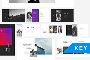Warni Keynote Template