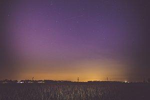 Dreamy Night Sky