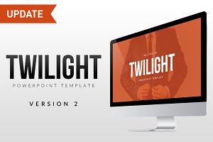 Twilight - PowerPoint Template