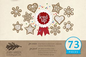 Graphics Bundle: Iced Up