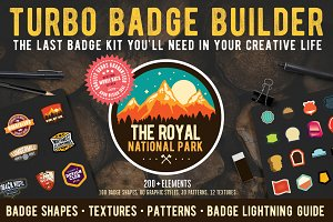 Turbo Badge Builder