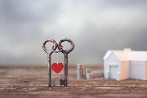 Two keys.