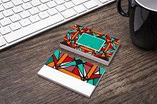Visit cards with mandala. Vol.7