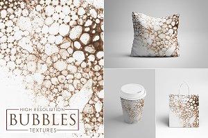 WINTER SALE -50%! Bubbles Paper