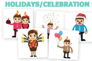 50+ Holidays & Celebration Concepts