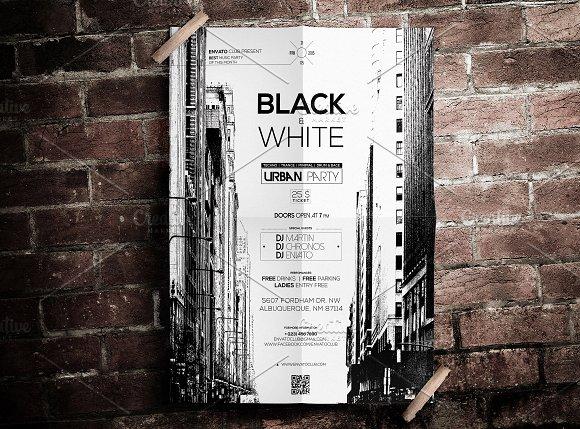 Download Grunge Poster Mockup