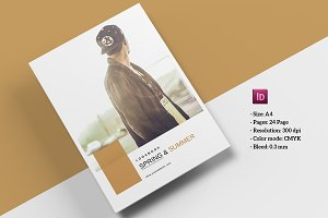 InDesign Fashion Lookbook-V620