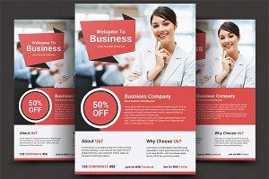 Business Essentials Corporate Flyer