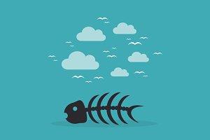 Fish bone3