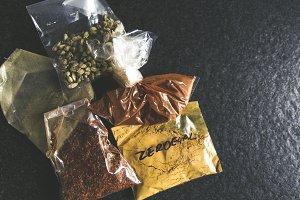 aromatic flavor oriental spice