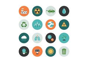 environment flat icon