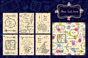 Love cards.