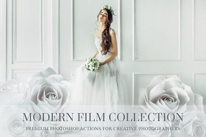 Film Modern Photoshop actions