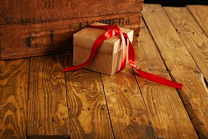 Gift boxes for holiday present