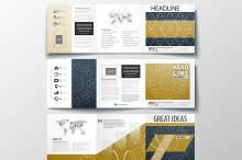 Tri-fold brochures v.14