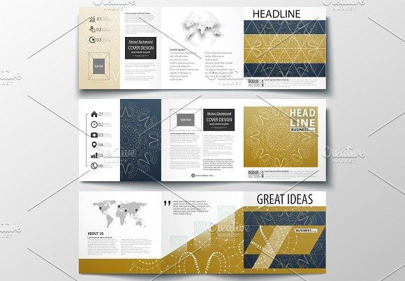 Tri-fold brochures v.14 - Brochures