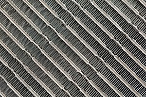 Car air conditioning condenser