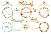 Floral Wedding Collection 4