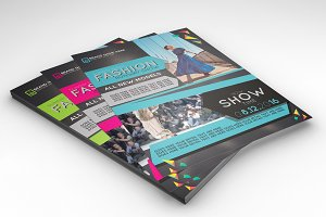 Old Style Flyer Templates