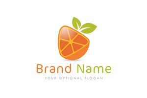 Citrus Fruit Media Logo