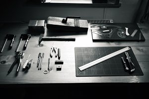 Working tools and Workspace