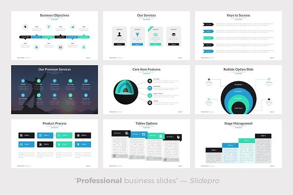 Business Plan Powerpoint Template Presentation Templates – Professional Business Plan