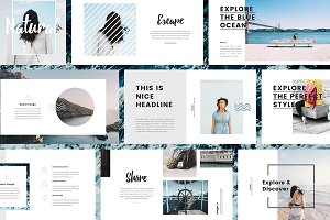 Nautical- Powerpoint Template