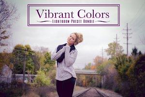 Vibrant Colors Preset Bundle