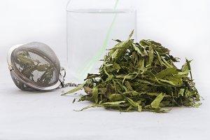 Stevia healthy.