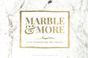 Marble & More Collection