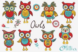 Owl cuties