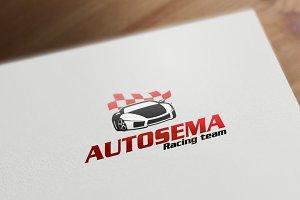 Autosema Logo Template