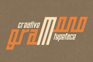 Monogram Typeface