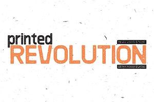 Revolution Printed