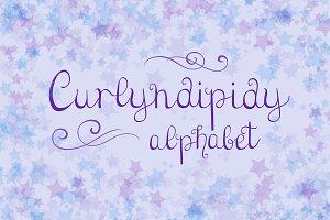 Curlyndipidy Alphabet