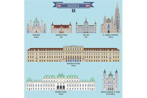 Famous Places in Austria