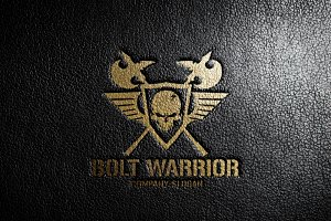 Bolt Warrior Logo
