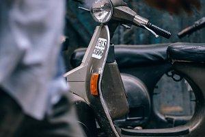 Framed Scooter