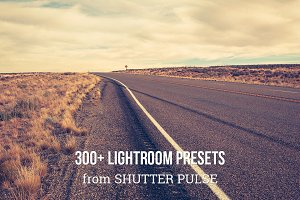 300+ Professional Lightroom Presets