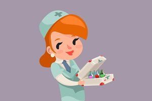 Medic Nurse Doctor