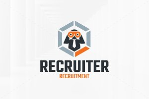Recruiter Logo Template