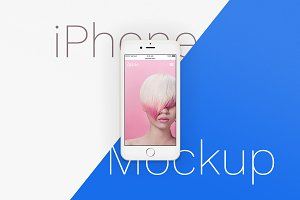 iPhone™ Front Mockup
