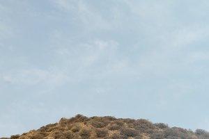 Desert place located in Almeria