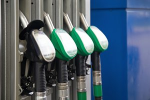 Fuel pumps petrol