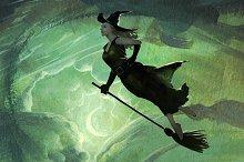 Witch flight