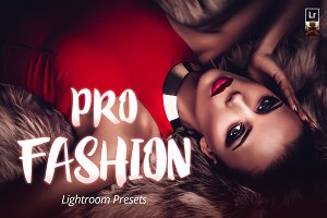 PRO Fashion Lightroom Presets
